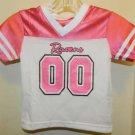 BALTIMORE RAVENS NEW NFL FOOTBALL JERSEY GIRLS PINK TODDLER 3T