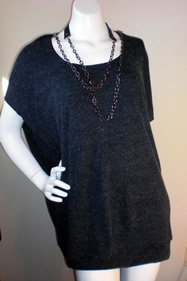 Grey Ant Sweater Chain Top. Over $600 New! SEXY!