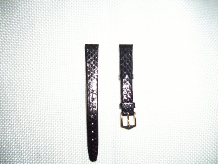 Genuine Snake Women's Watchband Size(s) 11,12,13
