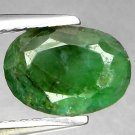 .53ct Natural Oval Emerald