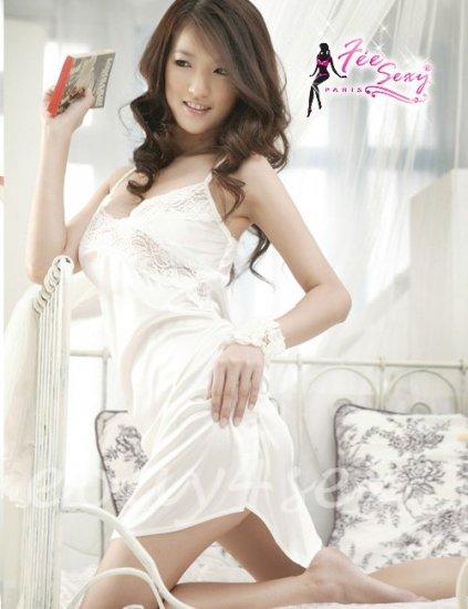 New Fee Sexy High Quality Women Underwear Cute lace babydoll lingerie Nightwear  FS01