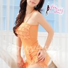 Fee Sexy High quality gauze lace babydoll lingerie underwear women sleepwear nightwear Gstring FS100