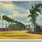 MIAMI, FLORIDA/FL POSTCARD, Gulfstream Park Race Course