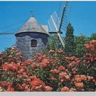 Nice EASTHAM, MASS/MA POSTCARD, Windmill/Cape Cod