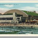 ATLANTIC CITY, NEW JERSEY/NJ POSTCARD, Convention Hall
