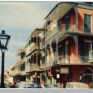 NEW ORLEANS, LOUISIANA/LA POSTCARD, St. Peter Street