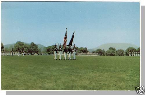 LEXINGTON, VIRGINIA/VA POSTCARD, VA Military Institute