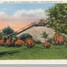 Unusual ST PETERSBURG, FLORIDA/FL POSTCARD, Shell Mound