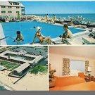 DENNIS PORT, MASS/MA POSTCARD, The Soundings Motel, Cape Cod