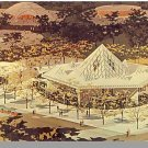 NEW YORK/NY POSTCARD, Christian Pavilion, World's Fair