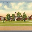 CHARLOTTE, NORTH CAROLINA/NC POSTCARD, Queens College