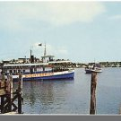 HYANNIS, MASS/MA POSTCARD, Inner Harbor, Cape Cod