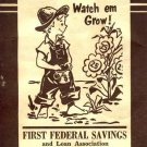 FALL RIVER, MASS/MA,First Federal Savings,Quarter Saver