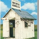 OCHOPEE, FLORIDA/FL POSTCARD, US Smallest Post Office