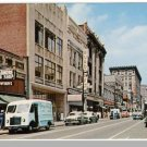 LOUISVILLE, KENTUCKY/KY POSTCARD,Fourth Street/Downtown