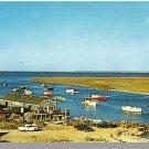 CHATHAM, MASS/MA POSTCARD, Aunt Lydia's Cove, Cape Cod