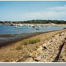 Nice BOURNE, MASS/MA POSTCARD, Monument Beach, Cape Cod