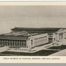 CHICAGO, ILLINOIS/IL POSTCARD,Museum Of Natural History