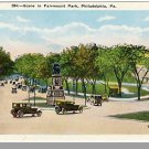 PHILADELPHIA, PENNSYLVANIA/PA POSTCARD, Fairmount Park