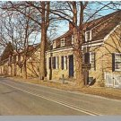 Striking HURLEY, NEW YORK/NY POSTCARD, Old Stone Houses