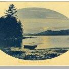 NEW HAMPSHIRE/NH POSTCARD, Moonlight on Spofford Lake