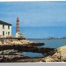 NEWPORT, RHODE ISLAND/RI POSTCARD, Ida Lewis Yacht Club