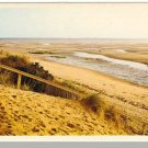 Beautiful CAPE COD, MASS/MA POSTCARD, Beach/Sea Grass