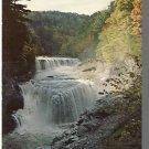 CASTILE, NEW YORK/NY POSTCARD, Letchworth State Park