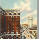 GREENVILLE, SOUTH CAROLINA/SC POSTCARD, Poinsett Hotel