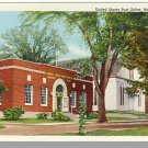 NEWPORT, NEW HAMPSHIRE/NH POSTCARD, Post Office,Nr Mint
