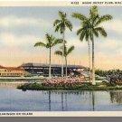 MIAMI, FLORIDA/FL POSTCARD, Hialeah Club/Flamingoes