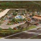 Nice FRESNO, CALIF/CA POSTCARD, Hill House Motor Hotel