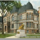 TROY, NEW YORK/NY POSTCARD, Gurley Memorial Hall, 1915!