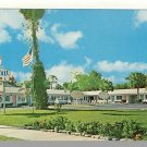 Striking DAYTONA, FLORIDA/FL POSTCARD, Nitefall Motel