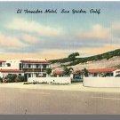 Nice SAN YSIDRO, CALIF/CA POSTCARD, El Toreador Motel