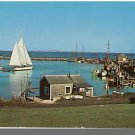 MARTHA'S VINEYARD MASS/MA POSTCARD, Menemsha, Cape Cod