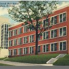 BIRMINGHAM, ALABAMA/AL POSTCARD, Carroll High School