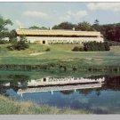 WHITE SULPHUR SPRINGS, WV POSTCARD,Greenbrier Golf Club