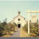 CRAIGVILLE, MASS/MA POSTCARD, The Tabernacle, Cape Cod