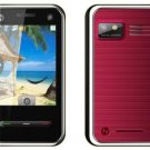 Red Color H710 Unlocked Cell Phone AT&T-Mobile Dual SIM Quad band Mobile Phone (Free Shipping)