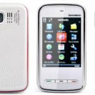 10pcs KA09 Mini 5800 Unlocked Cell Phone AT&T Phone Dual SIM Quad band Wholesales (Free Shipping)