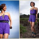 Talia romper Size XL or 1X