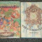The Cuckoo Clock and Bartholomew Fair by Mary Stolz