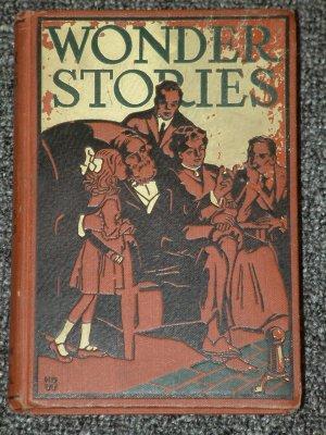Wonder Stories by Francis Trevelyan Miller 1913