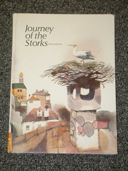 Journey of the Storks by Ivan Gantschev
