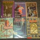 6 books by Paul Fleischman Whirligig, Bull Run, Saturnalia