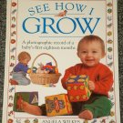 See How I Grow by Angela Wilkes DK Publishing