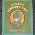 Alfred's Alphabet Walk by Victoria Chess