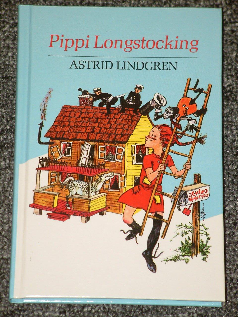 Pippi Longstocking by Astrid Lindgren HB
