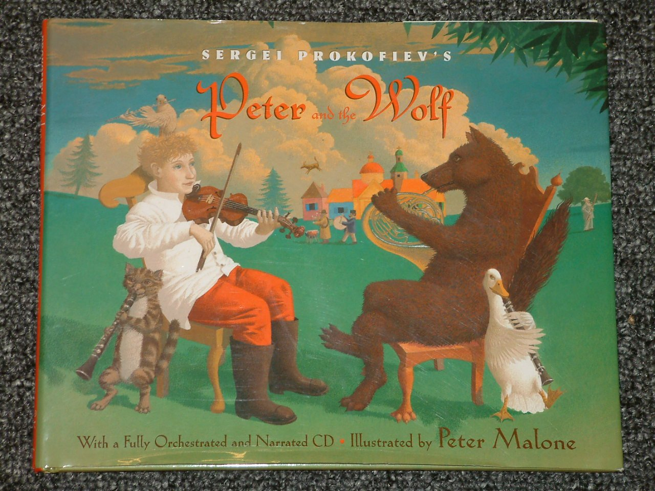 Sergei Prokofiev's Peter and the Wolf